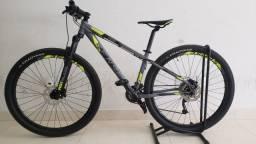 Bike MTB Sense Fun Alivio 2x9 2020 Quadro 15,5 Aros 29 Novíssima