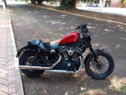 Harley Davidson Sportster XL883 IRON 2012