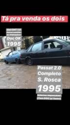 Passat B4 Alemão, 2.0 C O M P L E T O - 1995