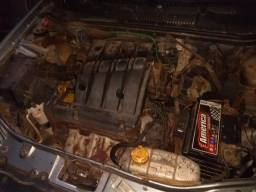 Estrada 1.4 motor fire - 2009