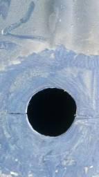 Conserto e reparo em caixa d'água em polietileno