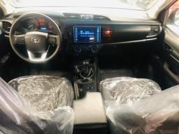 Toyota hilux sr diesel 4x4 mecanica 2018 2019 - 2019