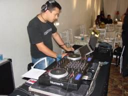 DJ, Som, Iluminação e muita animação!