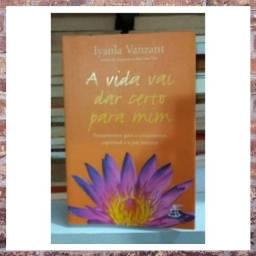 Livro: A Vida Vai Dar Certo Pra mim Iyanla Vanzant