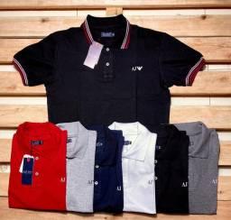Camisetas Gola Polo