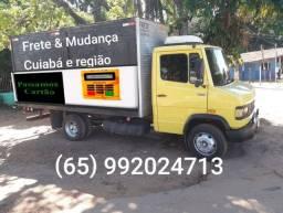 Frete frete frete frete frete frete frete mudança transporte em geral Cuiabá