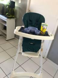 Cadeira de alimentação burigotto