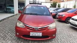 Toyota Etios XLS 1.5 - 2013