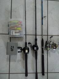 Pesca vendo tudo 1000 reais aproveita está muito barato