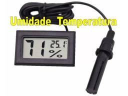 Sensor Umidade Temperatura termostato