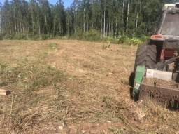 Triturador Florestal Limpeza de Áreas