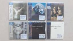 Emerson , Lake & Palmer - 9 Títulos - Preço da unidade s consulta