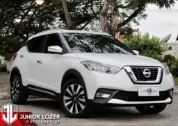 Lindo Nissan Kicks 1.6 SL - Versão mais Topo
