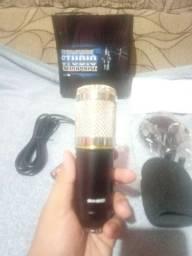 Microfone BM800 Condenser