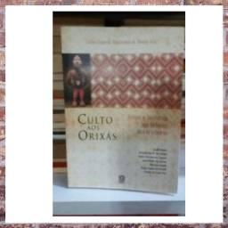 Livro: Culto Aos Orixás Carlos Eugênio Marcondes de Moura