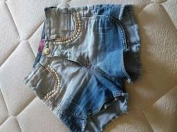 Shorts 36 entrego