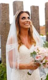Vendo Vestido de Noiva - Comprado em Olando