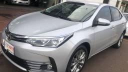 Corolla xei 2019 placa a periciado com 38 mil km na garantia de fábrica