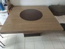 Mesa quadrada 8 lugares