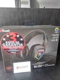 Headset Gamer Blizz GXT 450 - 23191 - Trust