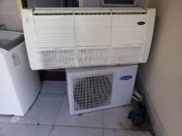 Ar condicionado piso teto midea 24 mil btus