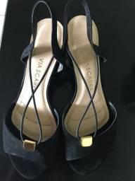 Sapato Via Scarpa Feminino - N 39 - Preto