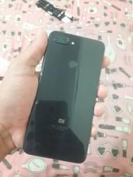 TROCO Xiaomi mi 8 lite 128gb 6 de RAM e um fone sem FIO EM UM IPHONE 7 OU SAMSUNG S8