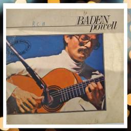 Vinil - Baden powell - Álbum duplo - 1965