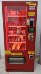 [Em Operação] Vending Machines Máquinas Automáticas de Snack e Bebidas