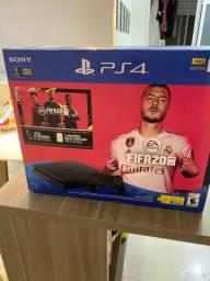 PS4 novo Lacrado!