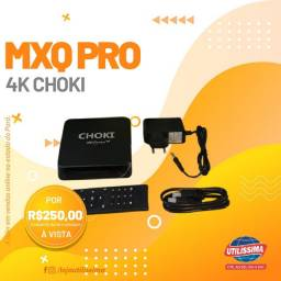 Tv Box 5G/32gb 4k marca choki transforme sua tv em Smart