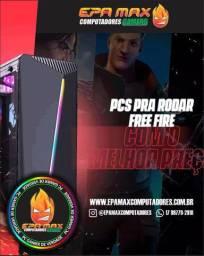 Festival de PC GAMER ( Freefire, CSGO, Minecraft, Fortnite)
