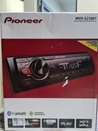 Aparelho de som Pioneer mvh-s218bt NOVO !