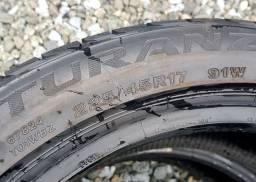 Par Bridgestone Turanza 225.45 R17 91 W Usados