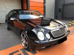 Mercedes Benz CLK 320 ano 2001
