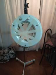 Luminária tripé lâmpada LED