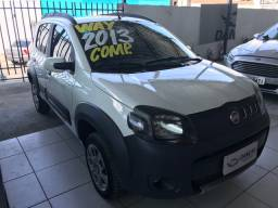 Fiat uno way 2013 1.0 flex