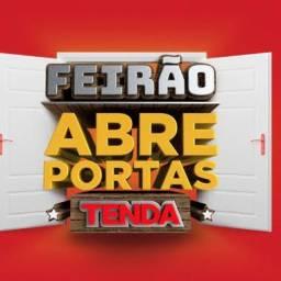 Mab_Mega Feirão Tenda, entrada parcelada em até 70x