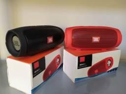 Caixinha de Som Top Via Bluetooth - Rádio FM- USB - Cartão de Memória