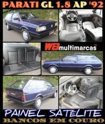 VW Parati GL 1.8 AP com Couro e Painel Satélite