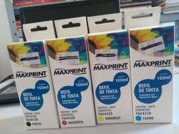 Refil de tinta MaxPrint