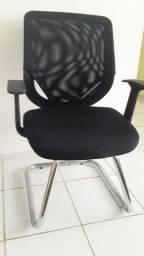 Cadeira Escritório - 03 unidades