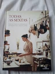 Livro Todas as Sextas - Paola Carosella