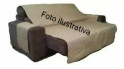 Capa protetora sofá