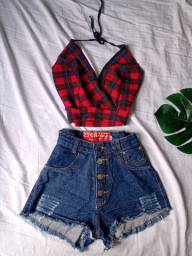 Short + cropped