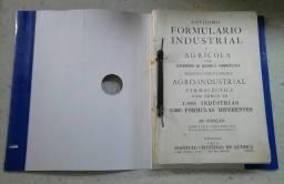 Novíssimo formulário industrial e agrícola