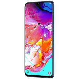 Samsung Galaxy A70 Dual sim 128 GB azul 6 GB Ram