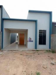 Casa com 2 dormitórios à venda, 76 m² por R$ 160.000,00 - Jardim São Cristóvão - Ji-Paraná