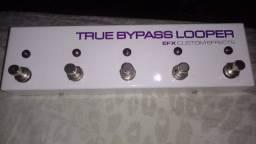 Pedal True Bypass looper