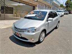 ETIOS 2013/2013 1.5 XLS SEDAN 16V FLEX 4P MANUAL